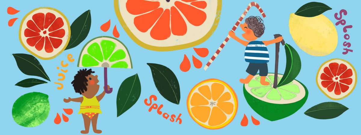Alisa bloom citrus splash