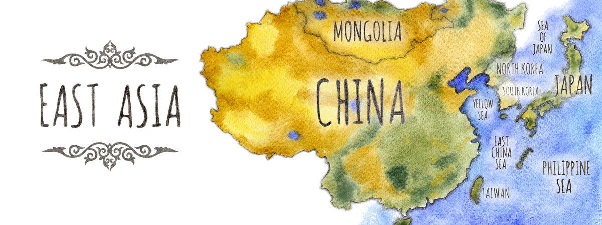 east asia by bizarreamie