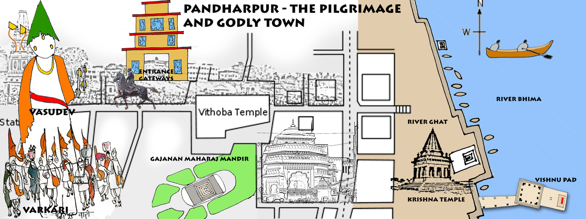 Pandharpur  the pilgrimage and godly town