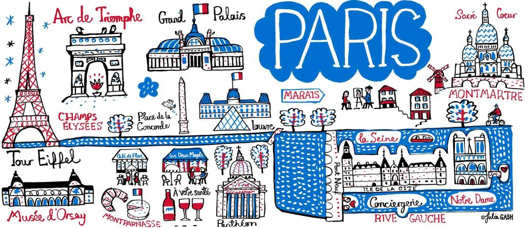 Artwork   paris jg0466   mug single