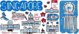 Artwork   singapore jg0597   mug single