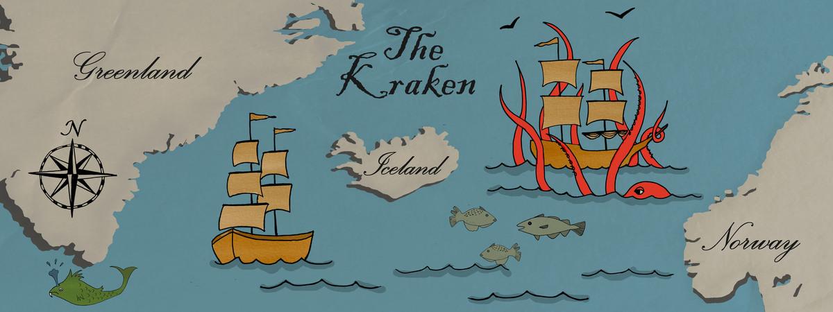 Kraken map
