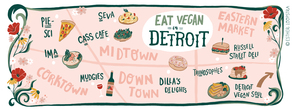 Detroit vegan map esther loopstra tdat2