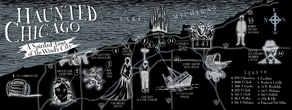 Hauntedchicago map