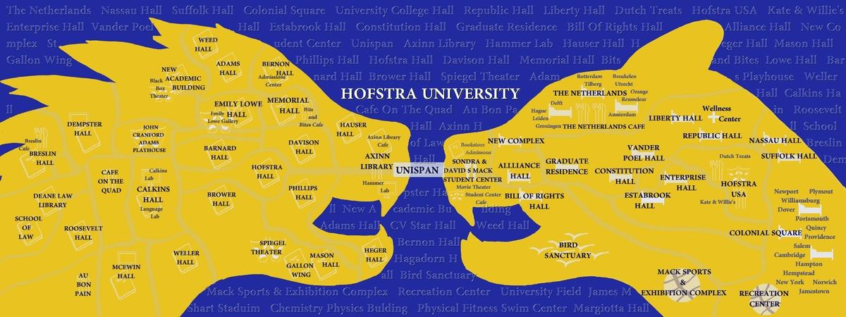Hofstra University New York By Catie Winslow They Draw Travel
