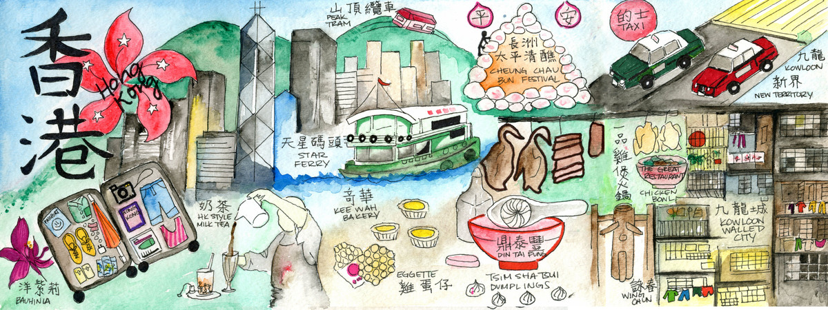 An Insiders Guide to Hong Kong They Draw Travel