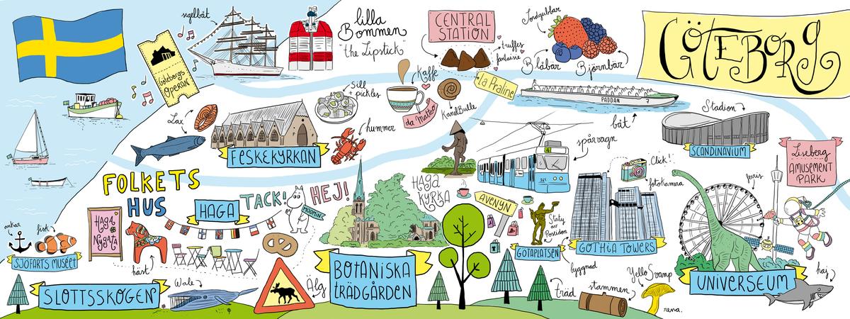 göteborg design relax stockholm