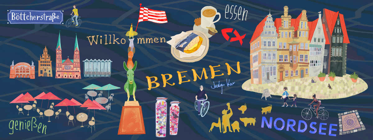 Bremen jocelynkao