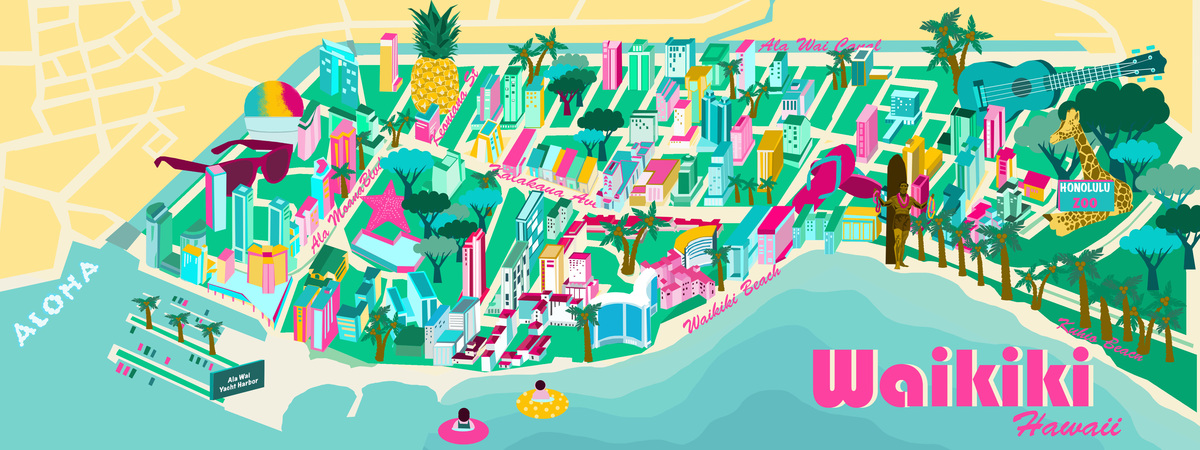 Waikiki map projectfinal