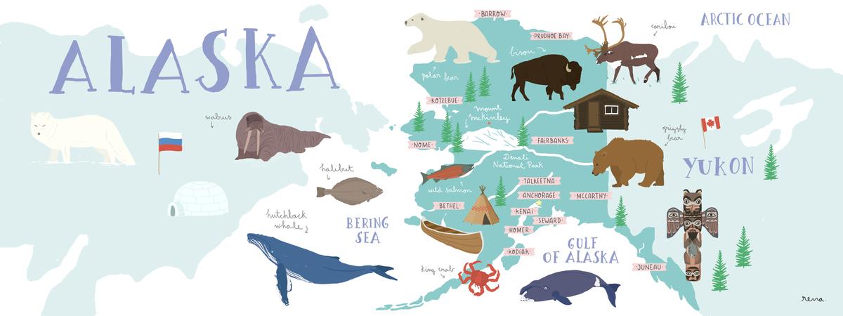Alaska renaortega