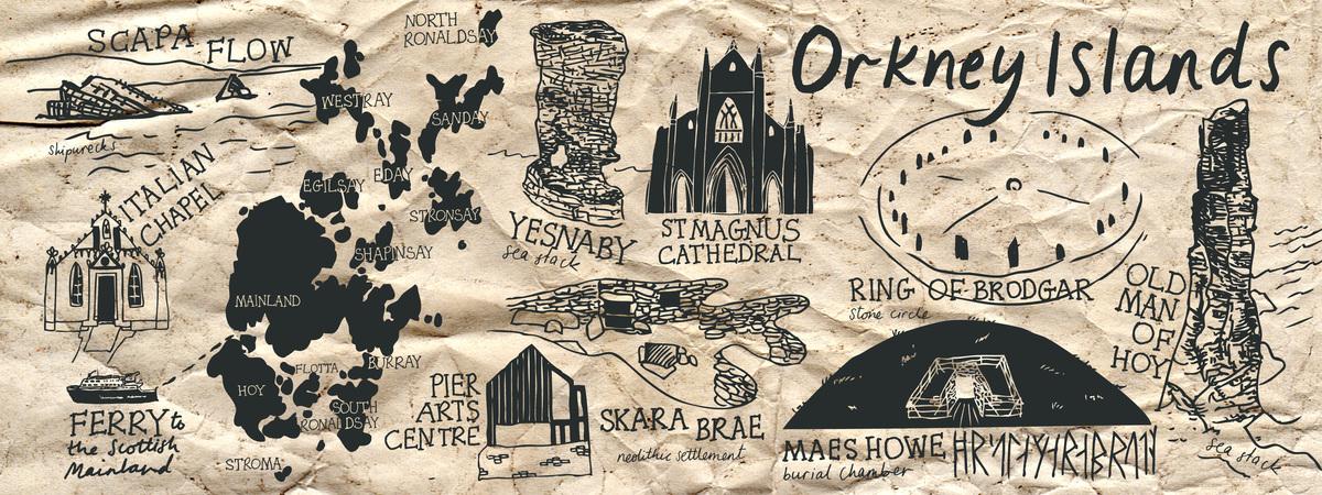 Orkney map final