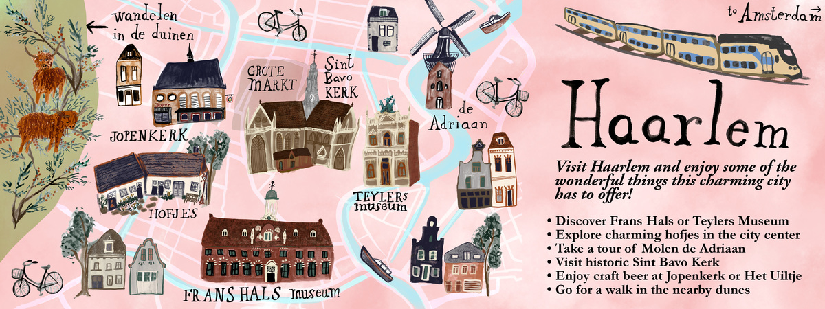 A Weekend in Haarlem, The Netherlands by Shoshannah Hausmann - They ...